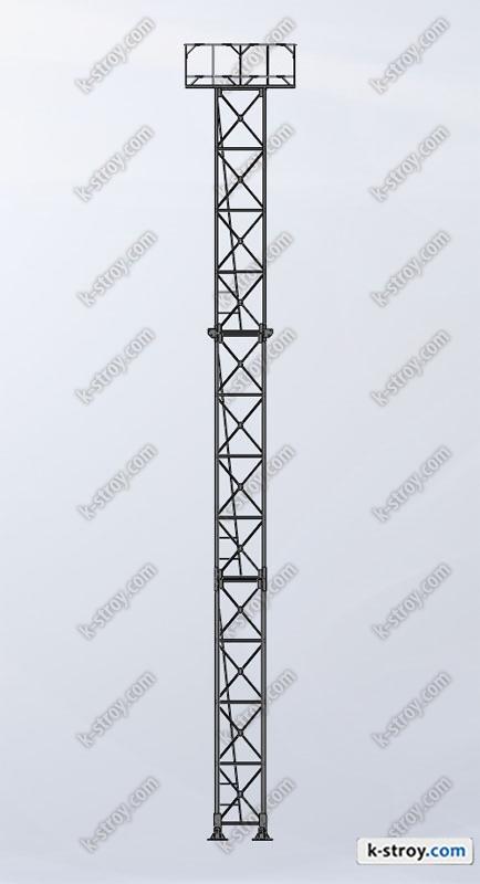 Прожекторная мачта МО-21